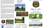 2015 PBA Golf Outing