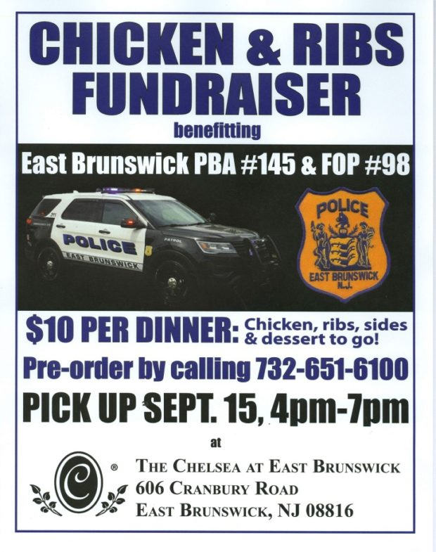 Chicken & Ribs Fundraiser