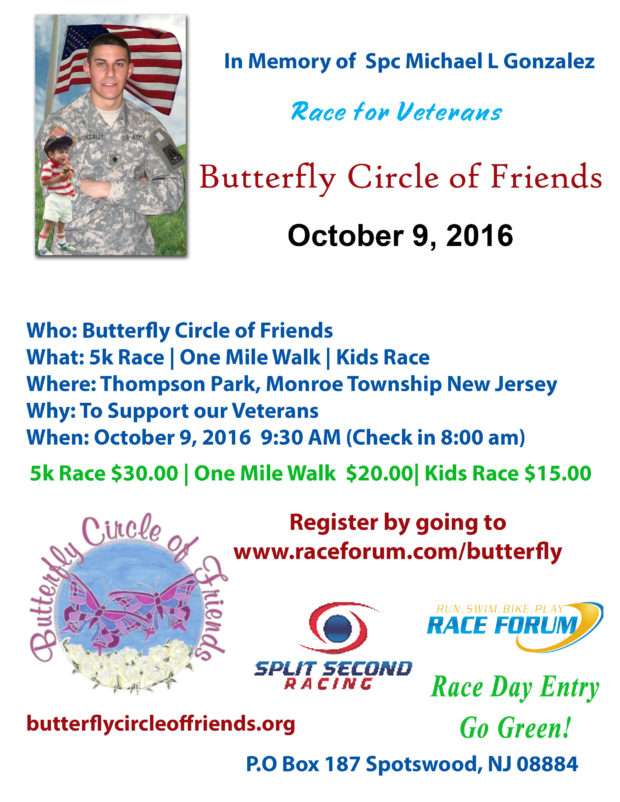 Race For Veterans